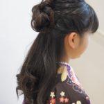 小学校  卒業式  袴